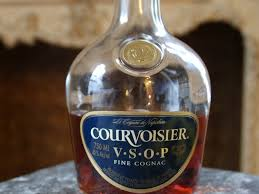 Peter Whieldon - on Courvoisier Cognac